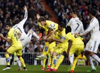 Liga Santander: Madrid - Villarreal
