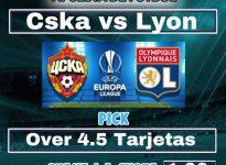 EuropeLeague: Cska - Lyon