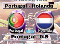 20:30 Portugal - Holanda