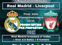 UCL: Real Madrid - Liverpool
