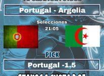Portugal- Algeria