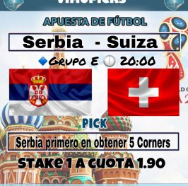 Serbia  – Suiza