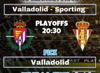 Valladolid - Sporting Gijon