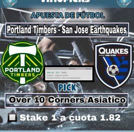 Portland Timbers – San Jose Earthquakes