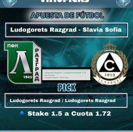 Ludogorets Razgrad – Slavia Sofia