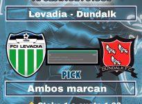 Levadia - Dundalk