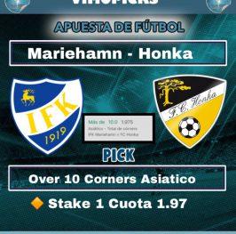 Mariehamn vs Honka