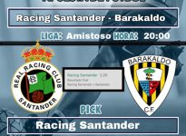 Racing Santander - Barakaldo