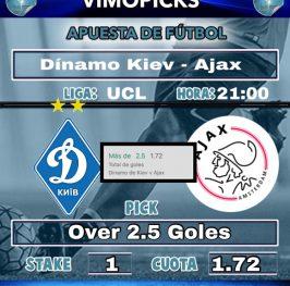 Dinamo Kiev ? Ajax