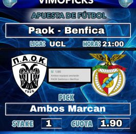 Paok – Benfica
