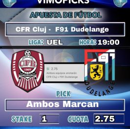 CFR Cluj – F91 Dudelange