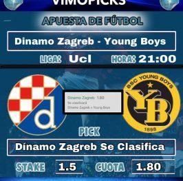 Dinamo Zagreb – Young Boys