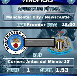 Manchester City – Newscastle