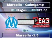 Marsella - Guimgamp