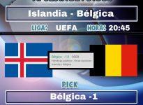 Islandia - Belgica?