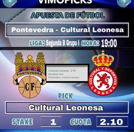 ?Pontevedra – Cultural Leonesa?
