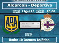 Alcorcon - Deportivo?