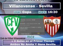 Villanovense - Sevilla
