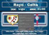 Rayo - Celta