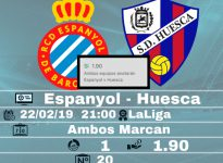 Espanyol - Huesca
