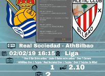 Real Sociedad - AthBilbao