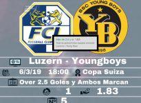 Luzern - Youngboys