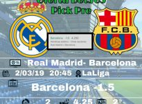 Real Madrid- Barcelona