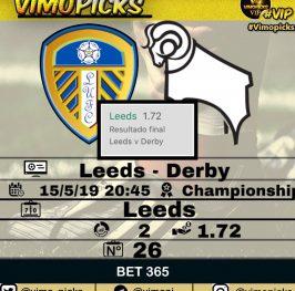 Leeds – Derby