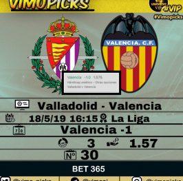 Valladolid- Valencia