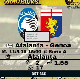 Atalanta – Genoa