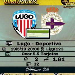 Lugo – Deportivo