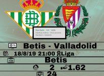 Betis - Valladolid