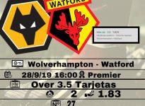 Wolverhampton - Watford