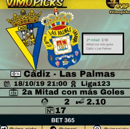 Cadiz – Las Palmas