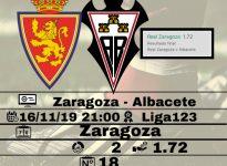 Zaragoza- Albacete