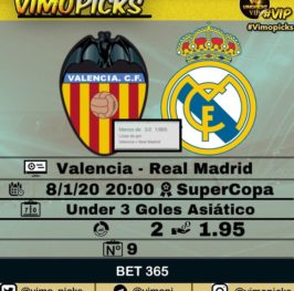 Valencia – Real Madrid