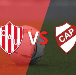Liga Profesional: Unión Santa Fe vs Platense